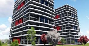 Bizim Yeşil Vadi Kooperatifi Yenimahalle projesi satış ofisi!