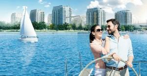 Büyükyalı İstanbul satılık daire!