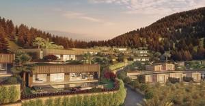 Çağdaş İnşaat'tan Bodrum'a yeni proje; Cennet Koyu Evleri