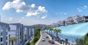 İzmit Belediyesi Vadi İzmit projesi konut satışı!