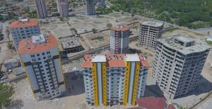 Kayseri Kazım Karabekir kentsel dönüşüm projesinde 72 dairenin ihalesi yapıldı!