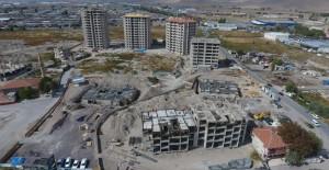 Kazımkarabekir kentsel dönüşüm kapsamında 92 daire ve 6 dükkanın ihalesi yapıldı!
