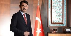 Murat Kurum, 'Dev projeler için gaza basıyoruz'!
