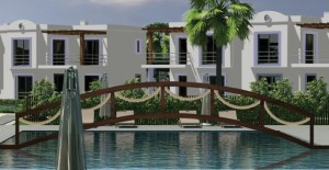 Muscari Park Resort örnek daire!