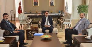 Şanlıurfa Eyyübiye kentsel dönüşüm projeleri masaya yatırıldı!