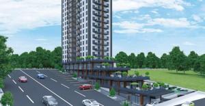 Tima Terrace projesi konum!