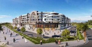Zeray İnşaat'tan Kartepe'ye yeni proje; Forum Anatolia Kartepe