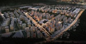 Antalya Sur Yapı Turkuaz projesi!