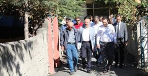 Başkan Çolakbayrakdar, Uğurevler kentsel dönüşüm projesi çalışmalarını inceledi!