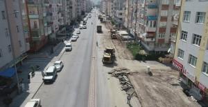 Kayseri Kocasinan Mevlana mahallesi kentsel dönüşüm projesi devam ediyor!