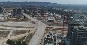 Sur Yapı Antalya 1. etapta inşaatın yüzde 50'si tamamlandı!