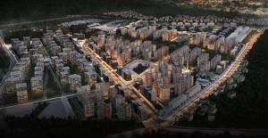 Sur Yapı Antalya daire planları!