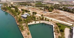 Adana Millet Bahçesi çok yakında Yüreğir'de hizmete girecek!