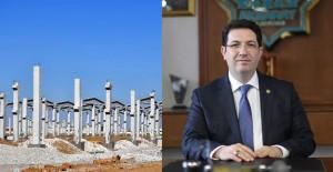 'Aksaray yeni sanayi projesi 2019 yılı içerisinde esnaflara teslim edilecek'!