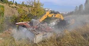 Ankara kentsel dönüşüm kapsamında 2018 yılında 2 bin 872 gecekondu yıkıldı!