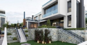 Atakum'a yeni proje; Carpediem Villaları