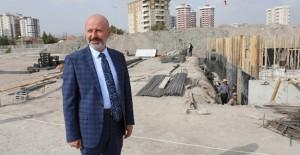 Başkan Çolakbayrakdar, Seyrani kentsel dönüşüm çalışmalarını inceledi!