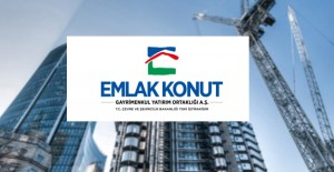 Emlak Konut İzmir Konak 2. etap kat planları!