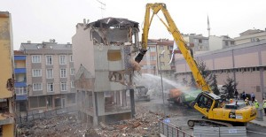 Eyüp Çırçır Mahallesi kentsel dönüşüm son durum! Ekim 2018