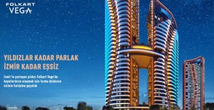 Folkart Vega İzmir!