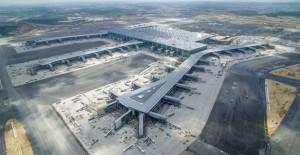 İstanbul Havalimanı harita!