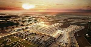 İstanbul Havalimanı konum!