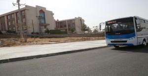 Niğde Efendibey kentsel dönüşümde otobüs seferleri başladı!