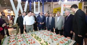 Şahinbey Belediyesi projeleri ile Gaziantep Gayrimenkul Fuarı'nda yer aldı!