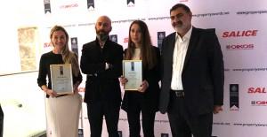 3. İstanbul Başakşehir projesine 3 ödül geldi!