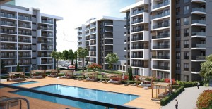 Ataşehir Modern İzmir örnek daire!