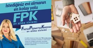 Fuzul Ev FPK sistemi ile ev sahibi...