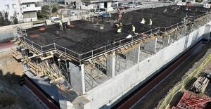 Örnekköy kentsel dönüşüm projesinde inşaat çalışmaları hızla devam ediyor!