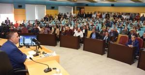 Tarsus Belediyesi konut projesi tanıtıldı!