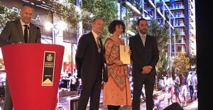 Avrupa'nın en iyi karma projesi ödülü Mesa Antalya'nın oldu!