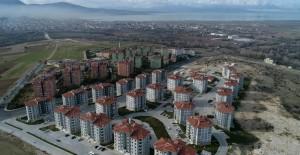 Beyşehir TOKİ 2. etap projesinde yaşam başladı!