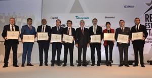 Folkart'a Real Estate Stars'tan 5 ödül geldi!