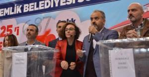 bGemlik Belediyesi Sosyal Konut 2. etap.../b