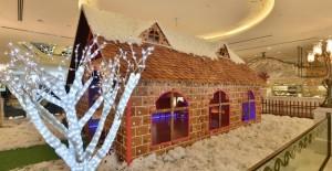 İstanbul'un en kalorili evi gingerhouse sergileniyor!