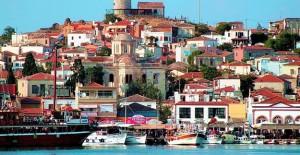 Sakin bir hayat isteyen İstanbullular Ayvalık'ı tercih etti!
