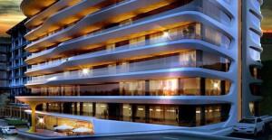 Taksim Petek Residence örnek daire!