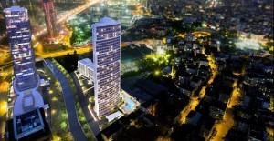 Teknik Yapı Deluxia Park Residence satılık!