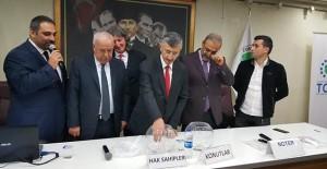 TOKİ Zonguldak Basın Sitesi hak sahipleri kura ile belirlendi!