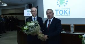 Yeni TOKİ Başkanı Ömer Bulut görevini devraldı!