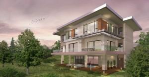 ZRS Yapı'dan Beykoz'a 553 villalık yeni proje; ZRS Yapı Beykoz Villa projesi