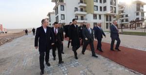 Bakan Murat Kurum, Karaman Kırbağı TOKİ Evleri projesini inceledi!