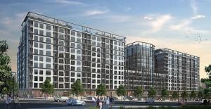 Brand İstanbul Park daire planları!