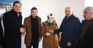 Karaman Kırbağı TOKİ konutları hak sahiplerine teslim ediliyor!