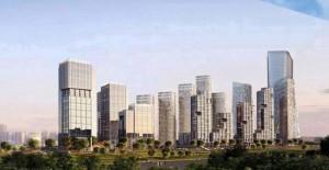 Merkez Ankara projesi Pasifik İnşaat!