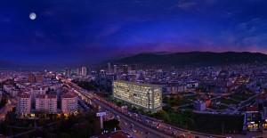 Nilüfer'e yeni finans merkezi geliyor!