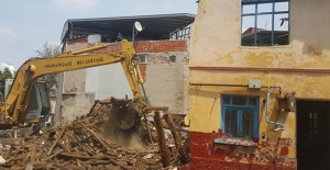 Osmangazi Belediyesi 2018 yılında 142 metruk binanın yıkımını gerçekleştirdi!
